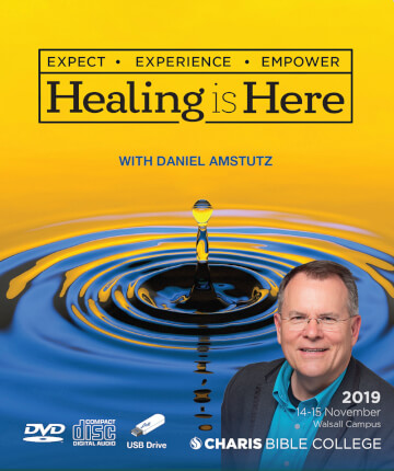 Healing Is Here Conference - November 2019 CD Album