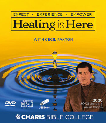 Healing Is Here Conference - January 2020