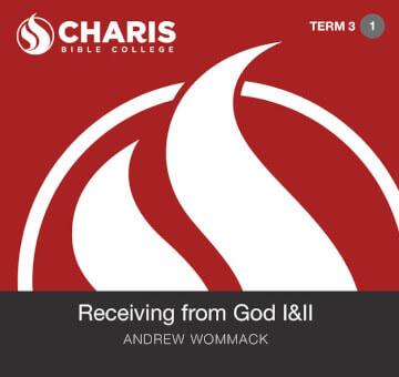 Module 01 - Receiving from God I & II