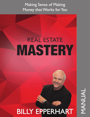 Real Estate Mastery by Billy Epperhart