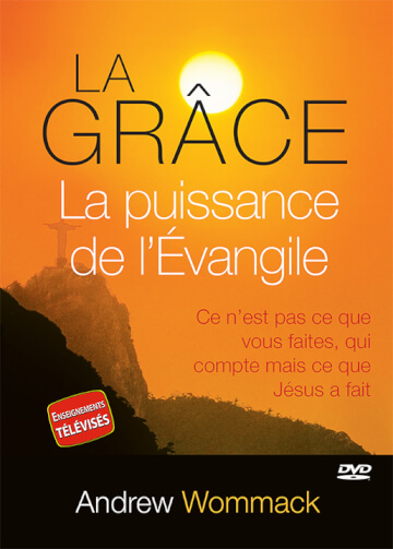 La Grâce, La puissance de l'Évangile - Grace, The Power Of The Gospel DVD Album