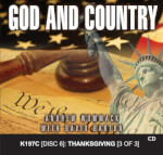 God and Country - Thanksgiving [Disc 6]
