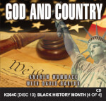 God and Country -  Black History Month [Disc 10]