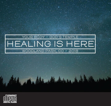 Healing Is Here Conference – Charis Colorado - August 2018 - CD Album
