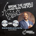 James Brown - Break the Huddle and Run the Play