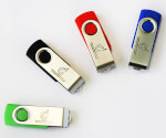 AWME/Charis Branded USB Flash Drive Memory Stick - 8GB