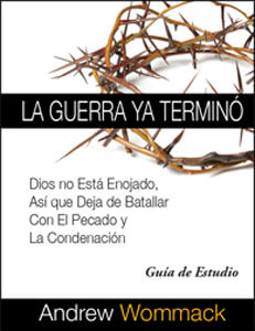 Spanish Study Guide: The War Is Over - La Guerra Ya Terminó