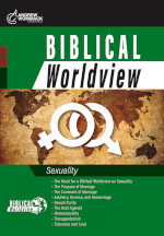 Biblical Worldview - Sexuality